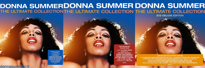 Ultimate Collection Jpg: Donna Summer Time